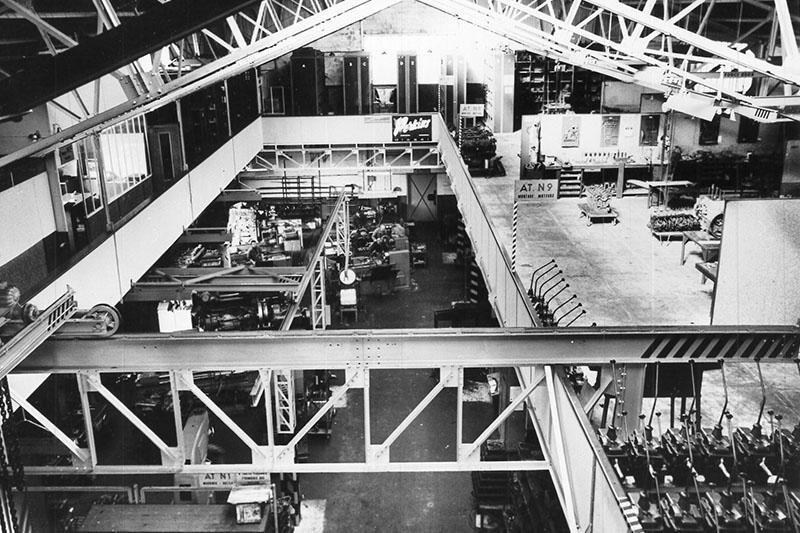 Meunier SA Industries Historique